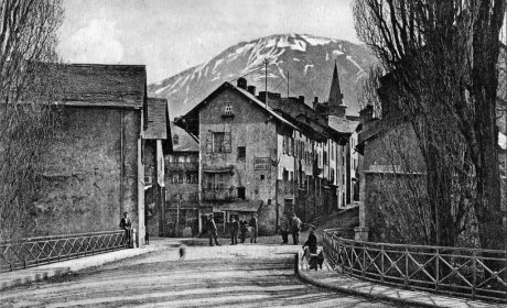 Collection Pierre PUTELAT, Photographe inconnu, CAUE 05 ALCOTRA UDT 2014, Parution avant 1912