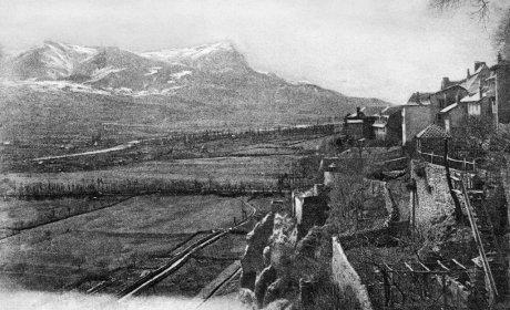 Collection Pierre PUTELAT, Photographe inconnu, CAUE 05 ALCOTRA UDT 2014, Parution avant 1921