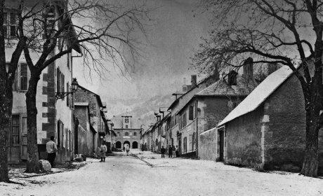 Collection Mairie de Mont-dauphin, Photographe inconnu, CAUE 05 ALCOTRA UDT 2014, Parution avant 1900