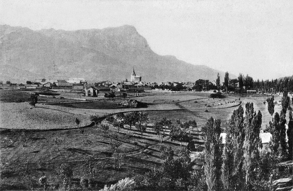 Parc national des Ecrins, Photographe inconnu, CAUE 05 ALCOTRA UDT 2014, Parution avant 1907
