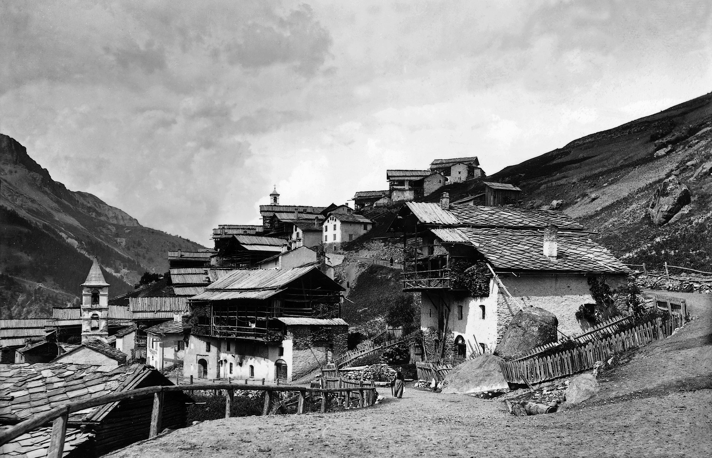 collection bilbiothèque municipale de Grenoble, N. 199 13X18, photographe Henri FERRAND, parution 1er septembre 1907